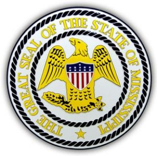 State Seal Mississippi